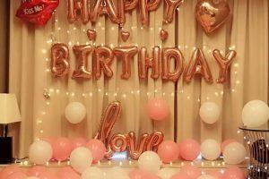 Bóng bay sinh nhật, bóng bay trang trí giá rẻ Ba Đình