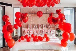 Trang trí phòng cưới, trang trí phòng tân hôn Từ Liêm